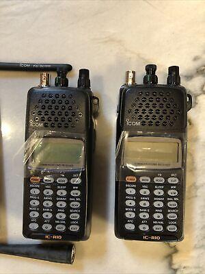 ICOM  IC-R10 Communications  Receiver