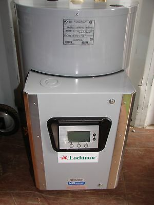 New Lochinvar Hi-power Compact Commercial Electric Water Heater 30 Gal 18kw