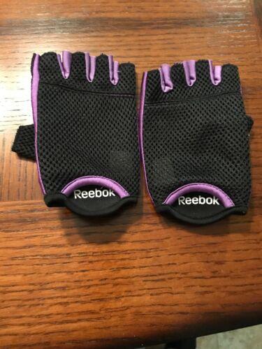 Reebok Workout Gloves For Women Sz Sm