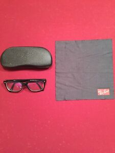 LUXURY SALE: ray bans prescription glasses