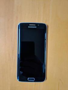 Unlocked Samsung Galaxy S6 Edge - Black - 32GB - Mint Condition