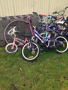Bikes Galore for sale starting at $20 Lynbrook Casey Area Preview