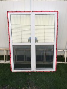 """Double Hung PVC 6"""" Jamb residential window"""