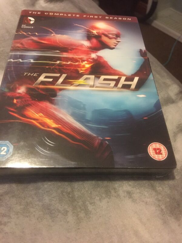 The+Flash+The+Complete+First+Season+New+And+Sealed+On+Dvd