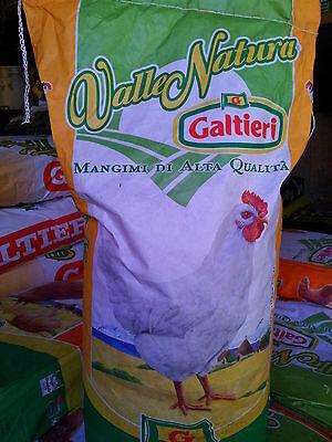 mangime completo per POLLI  INGRASSO  25 kg alta qualità