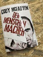 Buch Thriller der Menschen Macher Zeitung Bayern - Kahl am Main Vorschau