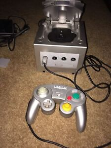 Nintendo GameCube Console And 10 Games