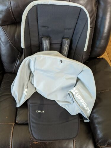 Uppababy CRUZ Fabric set in Pascal