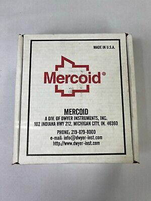 Mercoid Da-521-2-8s Pressure Switch New Bj