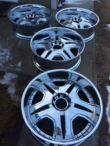 28 inch rims make me an offer!!