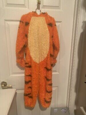Tigger Costume Child (Disney Store Tigger Costume Child Size Small 5/6 Winnie The)