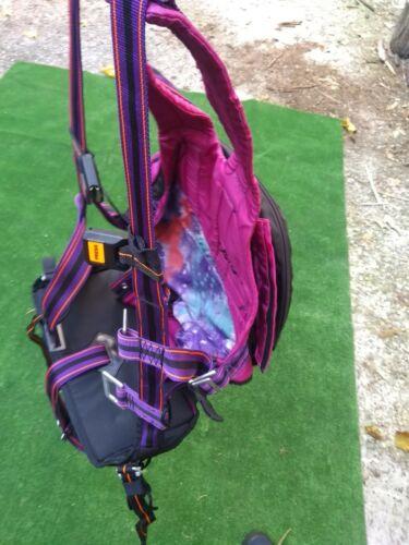 Paragliding practice Harness Perche size L
