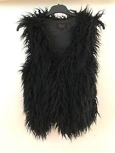 Wayne By Wayne Cooper Faux Fur Vest Ivanhoe Banyule Area Preview