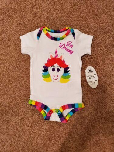 New Disney Baby Short Sleeve Bodysuit Size 3 months