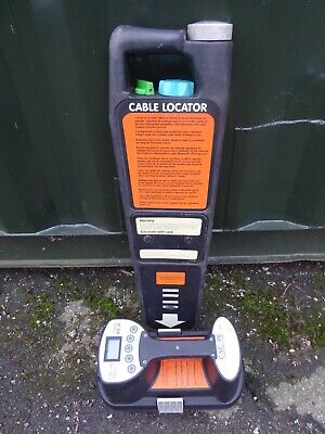 Radiodetection CAT & C.SCOPE Genny Cable Locator