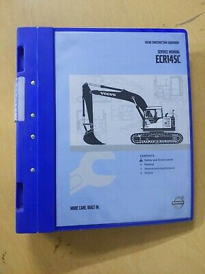 Volvo Construction Equipment Ecr145c Service Manual