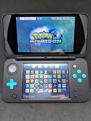 New  Nintendo 2Ds Xl With 30  Games
