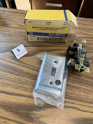 Square D 2510ks2 Motor Starting Switch