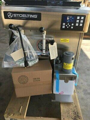 Stoelting Sf121-3812 Countertop Soft Serve Ice Cream Milkshake Machine New