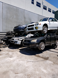 WRECKING ALL WRX MAKES AND MODELS Campbellfield Hume Area Preview