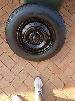 """4 of 15"""" wheels 114.3 spacings"""