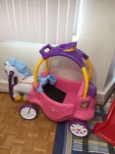 Kids ride-along carriage for sale