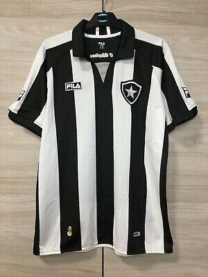 Botafogo 2010 Home Football Soccer Fila Shirt Jersey #9 O Glorioso Brazil size S image