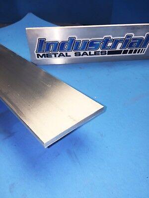 14 X 4 6061 T6511 Aluminum Flat Bar X 12-long--.250 X 4 Mill Stock