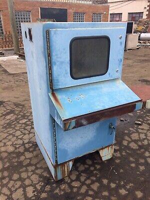 Nema 12 Electrical Control Cabinet  Sandblasting Cabinet - Used