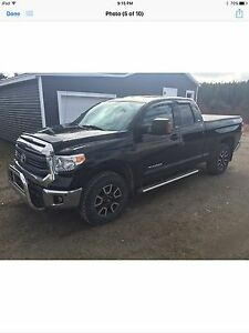 2014 Tundra 4x4 TRD off-road