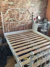 IKEA metal bed frame Kinross Joondalup Area Preview