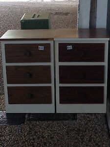 Two small chest of drawers Inala Brisbane South West Preview