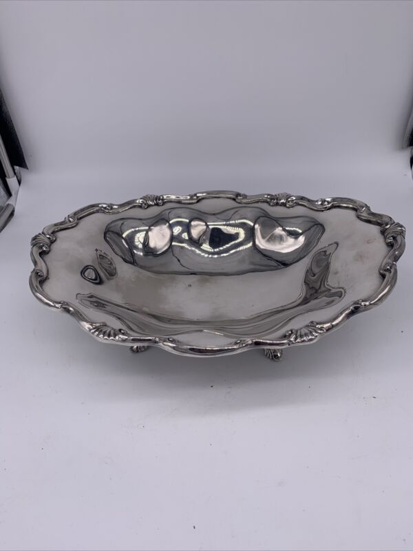 Georgetown By F. B. Rogers Silverplate Serving Bowl