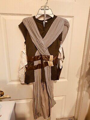Kids Costume Storage (NWT Disney Store Star Wars The Force Awakens Rey Costume Child Size Large)