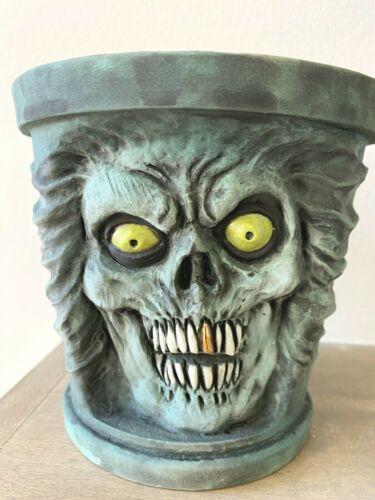 HATBOX GHOST TIKI MUG & Recipe Card by Shrunken Monkey Haunted Mansion DISNEY