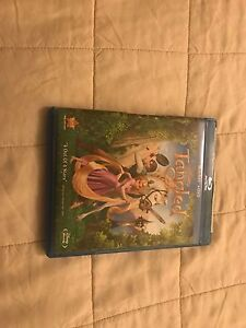 Tangled bluray and dvd, $20