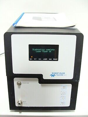 Teledyne Isco 340cf Preparative Hplc Elsd Light Scatering Detector Combiflash
