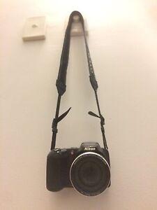 Nikon Coolpix L340 camera Gray Palmerston Area Preview