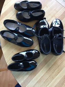 Child's tap shoes