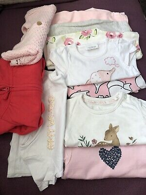 first size baby girl clothes Bundle