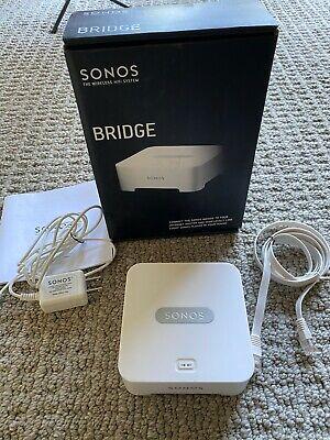 SONOS Bridge -- Wireless Range Extender Hi Fi System
