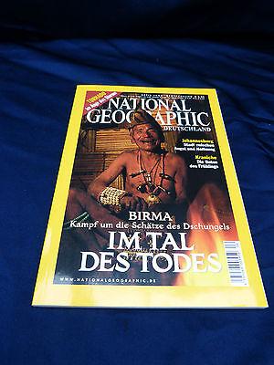 National Geographic  -  April 2004  -  Im Tal des Todes
