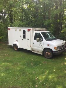 *FINAL* 1999 ambulance NEW PRICE