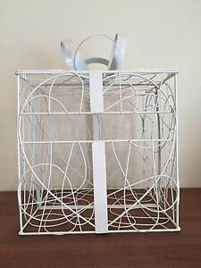 Metal wedding wishing well for parties, engagement Emerald Cardinia Area Preview