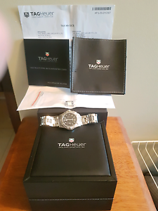 TagHeuer Watch Cannington Canning Area Preview