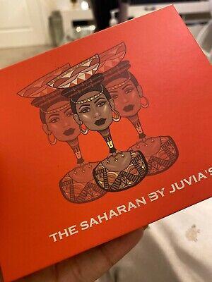 Juvias Place - The Saharian Eyeshadow Palette