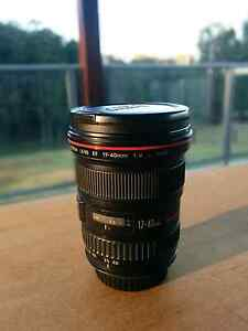Canon 17-40mm f/4L with Ultra Sonic Motor Windella Maitland Area Preview