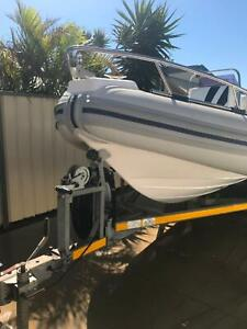 5.2m Infanta SRI Boat
