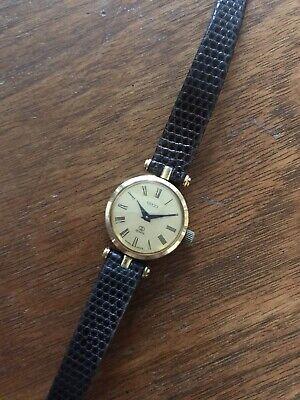 Vintage Women's Gucci Quartz Swiss Made Watch For Repair