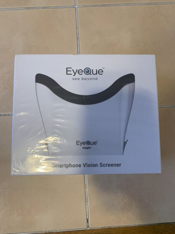 EyeQue Insight Home Vision Test Original - NEW IN SEALED BOX